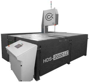 станок HDS-2000LC